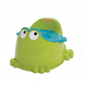 Fisher-Price Precious Planet Froggy Friend Potty