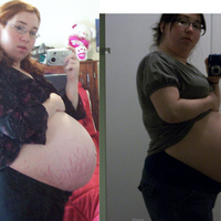 Belly Comparison - 37 weeksjpg.jpg