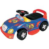 New Star My First Power Racer Car in Blue