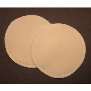 Nature's Fabrics Wool Breast Pads