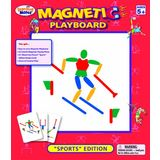 Learning Mates Magnetic Playboard - Sports Edition