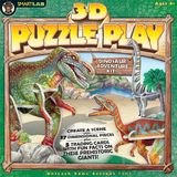 Smart Lab 3-D Puzzle Play Dinosaurs