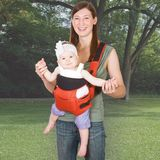 Luvable Friends 2-in-1 Soft Baby Carrier