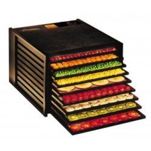 Excalibur 3900 Deluxe Series 9 Tray Food Dehydrator - Black