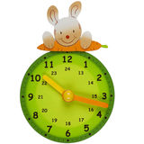 Weizenkorn Rabbit Learning Clock