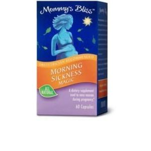 Morning Sickness Magic 60 Capsules