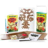 Amate Cut Paper Kit from Eye Can Art 
