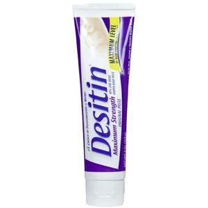 Desitin Diaper Rash Maximum Strength Original Paste 4 oz (113 g)