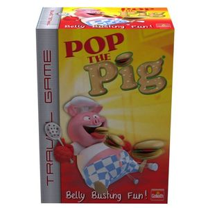 Travel Pop the Pig Travel Game