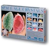Space Age Crystals: 13 Crystals