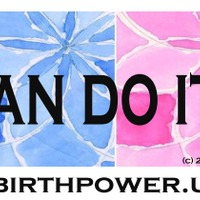 Announce Your Empowered Birth, Bumpwersticker