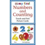 My First Touch  &amp;  Feel Picture Cards: Numbers  &amp;  Counting (MY 1ST T&amp;F PICTURE CARDS)