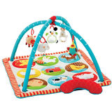Skip Hop Funky Farm Activity Mat