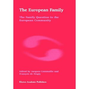 The European Family: The Family Question in the European Community