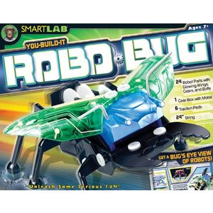 Smart Lab You Build It Robo-Bug