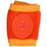 SiliPads - Baby Knee Pads - Orange