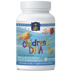 Nordic Naturals - Children's Dha, 360 softgels