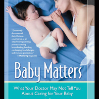 "Well loved ""Baby Matters"" was adopted by a large publisher. As the book was updated and embellished, with added sections and graphs, the title was changed to ""The Baby Bond."""