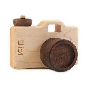Image of: Wooden Camera