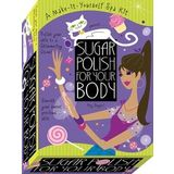 Scientific Explorer's Sugar Polish for Your Body Make It Yourself Spa Kit