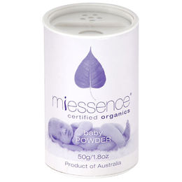 great natural alternative to regular baby powder