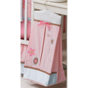 Laura Ashley Chloe Diaper Stacker