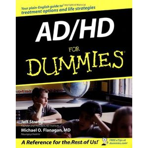 ADD & ADHD for Dummies