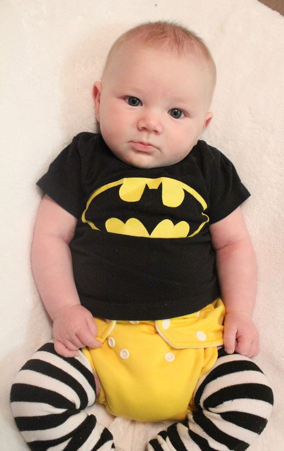 My Bat Boy 3 months old tomorrow! :)