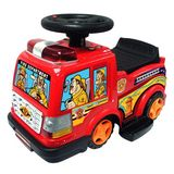 National Products Ltd. 6V Fire Engine Battery Operated Ride-on