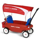 Radio Flyer Odyssey Wagon, Red