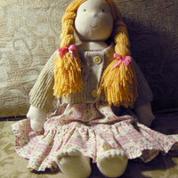 Waldorf doll