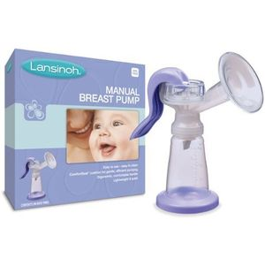 LANSINOH MANUAL BREAST PUMP 1EA