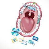 Pearly Whites? A Dental Health Game