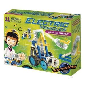 Perisphere And Trylon Electric Vehicles Science Kit