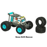Tonka Deluxe Tread Shifters - Snow Drift Rescue