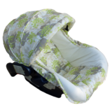 Nollie Covers - Organic Bliss Car Seat Cover