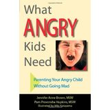 What Angry Kids Need: Parenting Your Angry Child Without Going Mad