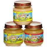 Earth's Best Organic 1st Fruit Starter Kit, 2.5 Ounce Jars (Pack of 12)