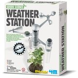Toysmith 4 M Weather Station Kit #4573