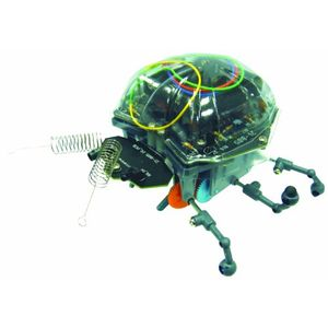 Elenco LadyBug Robot Kit (soldering required)