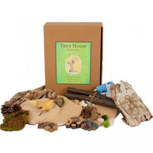Image of: Pied Piper Fairy House Craft Kit