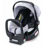 Britax Chaperone Infant Car Seat - Black / Silver