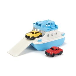 Green Toys Ferry with Cars -- Mothering Toy Guide 2013