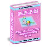 The Baby Care Book (Penny Books)