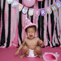 My baby girl turning 1!!