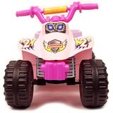 EZ Riders Pink Princess Battery Operated Star Cruiser Four Wheeler