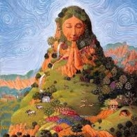 Pagan Earth Mother Goddess