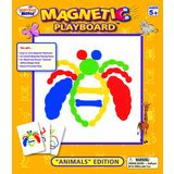 Learning Mates Magnetic Playboard - Animals Edition