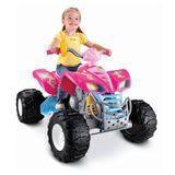 Power Wheels Barbie KFX 12V