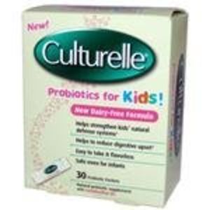 Amerifit Culturelle Probiotics For Kids, 30-Count